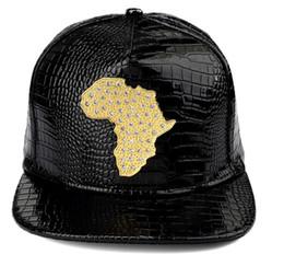 $enCountryForm.capitalKeyWord Australia - Black New High Quality Fashion Last Kings LK Hiphop Full PU Cap Rock Rapper Men\women Hats Skateboard Baseball Streetwear Bone