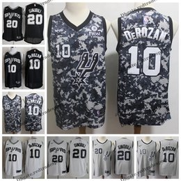 2019 Earned  10 San Antonio DeMar DeRozan Manu Ginobili Spurs Edition Basketball  Jerseys City Manu Ginobili Edition Stitched Shirts S-XXL ac96c475d