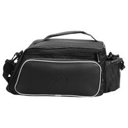 $enCountryForm.capitalKeyWord UK - ROSWHEEL Cycling Bicycle Bike Tail Rear Rack Saddle Bag Shoulder Handbag