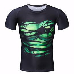 $enCountryForm.capitalKeyWord Australia - 3D Print gym Short Sleeve Cosplay T-Shirt Compression Tshirts Fitness Martial Arts gym outdoor sports wear yoga sports for man