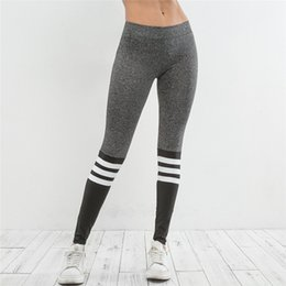 $enCountryForm.capitalKeyWord Australia - sexy fashion womens sports leggings yoga outfits splice gray pink