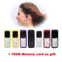 Dual Sim Cellphone Russian Australia - Fasion Women small cell phones Bluetooth mini cellphone slim Earhook GSM SIM TF16gb MP3 BM30 credit card phone mini 1110 For IOS Smartphone