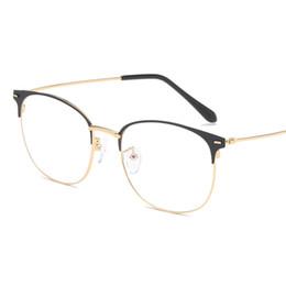Black Blocks Australia - 2019 Anti Blue Light Glasses Men Reading Goggle Protection Eyewear Computer Women High Quality Blocking Eyeglasses