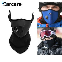 $enCountryForm.capitalKeyWord Australia - Motorcycle Face Mask Cover Windproof Ski Mask Snow Moto Half Face Neck Care Guard Scarf Warm Winter Warm Protecting Shield