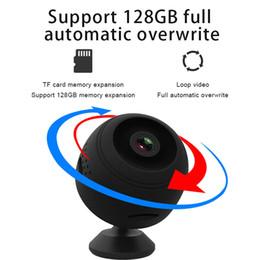 Camera V1 Australia - Mini IP Camera Wifi Night Vision Full HD 1080P Mini DV Detection CMOS Sensor Recorder Camcorder Micro V1