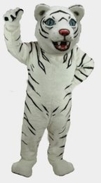 $enCountryForm.capitalKeyWord Australia - white Tiger Mascot Costume custom fancy costume anime mascotte theme fancy dress carnival costume party