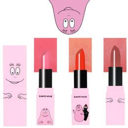 $enCountryForm.capitalKeyWord Australia - 3CE Eunhye House Makeup Lipstick Matte Moisturizing Non-stick Cup Lipstick Makeup lip gloss Cosmetic free shipping