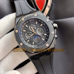 $enCountryForm.capitalKeyWord Australia - New Luxury Mens Watches Mechanical Automatic Wristwatches 45mm 316L Stainless Steel Case Rubber Strap Waterproof Montre De Luxe watch