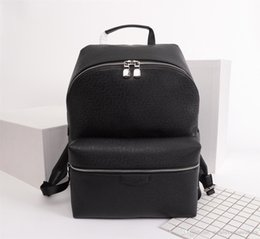 $enCountryForm.capitalKeyWord NZ - Apollo Discovery Pm Backpack Top Quality Soft Taiga Leather Shoulder Bag Cross Body Laptop Bag Student Bag Bookbag Handbag Purse With Box