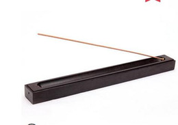 china pole Australia - Ebony Big Flower Lagerstroemia Logwood Incense Burner Fragrant incense stick incense stick Thick and thick