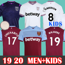 $enCountryForm.capitalKeyWord UK - 19 20 West Ham soccer jersey United 2019 2020 home away third NOBLE jerseys ANDERSON ARNAUTOVIC ANTONIO football shirt uniforms kit men kids
