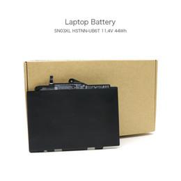 $enCountryForm.capitalKeyWord Australia - WEYON 11.4V 44WH HSTNN-UB5T SN03XL Laptop Batttery for HP EliteBook 725 G3 EliteBook 725 G4 EliteBook 820 G3EliteBook 820 G4 Tablet