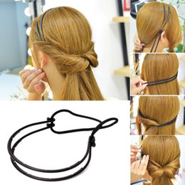 $enCountryForm.capitalKeyWord Australia - Hair Braiders Lady French Hair Braiding Tool Weave Braider Roller Hair Twist Styling Tool DIY Accessories