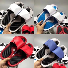 men brand tennis shoes 2019 - 2019 Brand designer Basketball Slippers men flip flops shoes women sandals Slides basketball shoes casual Tennis shoes s