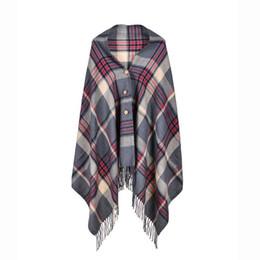 $enCountryForm.capitalKeyWord UK - 2018 Brand New Fashion Lady Scarves & Wraps Autumn and Winter Warm Imitaiton Cashmere Shawls High Quality Plaid Pashmina Wholesale LSF041
