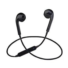 b55306ede01 Bluetooth Neck UK - 2019 Fashion Sports Bluetooth Earphone Running Hanging  Neck Type Large Power Headphones