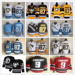 11d38a89a Vintage hockey jerseys online shopping - 2019 All Star Sidney Crosby Vintage  CCM Gold Yellow Black