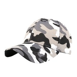 2cd48dfeda8 Feitong 2019 Summer baseball cap Casual hat Women Men popular Casual  Tactical Outdoor Camouflage Sports Cap Baseball Hat