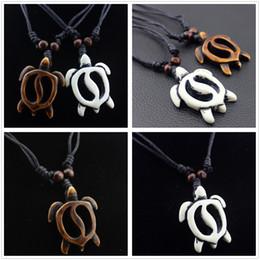 $enCountryForm.capitalKeyWord Australia - Fashion Tribal Resin Empty Turtles Choker Pendant Necklace Charm Jewelry Black Rope Pretty Gift Decor Free Shipping