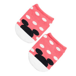 pair cartoon NZ - 1 Pairs Baby Socks Cotton Cute Boys Girls Baby Socks Fashion Cartoon Soft Floor Baby Sock New Hot Sale