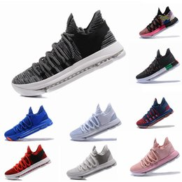 $enCountryForm.capitalKeyWord Australia - 2019 Zoom KD 10 Multi-Color Oreo Numbers BHM Igloo Men Basketball Shoes 10s X Elite Mid Kevin Durant Sneakers Trainers Zapatos Chaussures