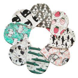 $enCountryForm.capitalKeyWord Australia - Ins hat scarf cartoon two-piece small fresh strawberry baby knitted hat fox scarf panda scarf white small cute hat