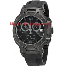 luxury watches t race Australia - T048.417.37.057.00 Men Fashion Sports Military Watches T048 Chronograph Mens Quartz Wristwatches Waterproof T-Race Watch Top Luxury