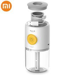 $enCountryForm.capitalKeyWord UK - Xiaomi Deerma Mini Usb Ultrasonic Mist Humidifier Aroma Essential Oil Diffuser Aromatherapy Car Air Purifier For Office Home Q190601