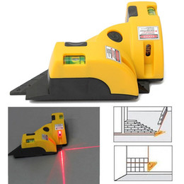 Hot Selling Right Angle 90 Degree Square Laser Level High Quality Level Tool Laser Measurement Tool Level Laser Construction tools on Sale