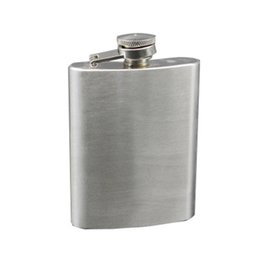 $enCountryForm.capitalKeyWord NZ - 1Pcs Stainless Steel Hip Flask Portable Mini Picnic Wine Bottle Water Pot Kettle Jug Pocket Hip Flask