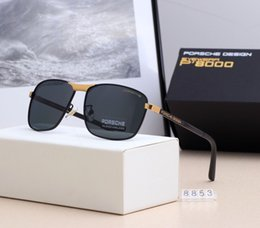 Wholesale High quality new style retro round sunglasses female brand designer Gaojie Steam Punk eyeglasses strap box