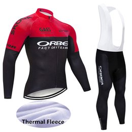 $enCountryForm.capitalKeyWord NZ - Tour de france ORBEA team Cycling Jersey Long Sleeve Bike Clothes Men Winter thernal fleece mtb bicycle maillot ropa ciclismo Y051329