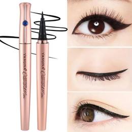 $enCountryForm.capitalKeyWord Australia - Professional Black Eyeliner Pencil Waterproof Pen Precision Long-lasting Liquid Eye Liner Smooth Eye Liner Pencil Make Up Tools