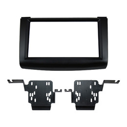 Nissan Audio Australia - Car Radio Audio Panel Fascia Frame Adapter for NISSAN Rogue 2007-2013 Stereo 2DIN Dash Plate Frame Trim Installation Kit #5030