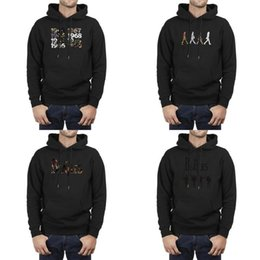 $enCountryForm.capitalKeyWord Australia - Popular top rock the Beatles Stones U2 Men oversized hoodie blend fleece Warm Premium Quality sweatshirt The Logo Music Greatest Hits