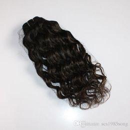 $enCountryForm.capitalKeyWord Australia - 100% Brazilian Human Raw Remi Hair 100g piece 2pcs lot Curly Deep Wave Brazilian Hair Weaving Extensions