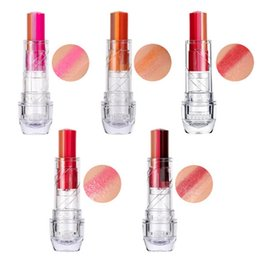 $enCountryForm.capitalKeyWord Australia - Lip Gloss Lipstick Makeup 5 Color Gradient Color Korean Style Two Tint Lip Stick Lasting Waterproof