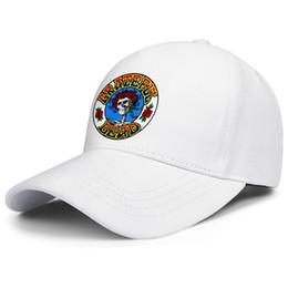 $enCountryForm.capitalKeyWord Canada - Custom snapback Men Women Baseball cap grateful dead rose skull rose designer baseball hats Adult hats All Cotton