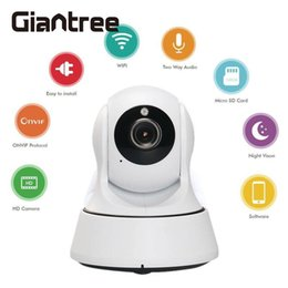 surveilance cameras Australia - giantree Security Camera Home Security IP Camera Wireless WiFi Network IP Pet Baby Monitor Video Surveilance