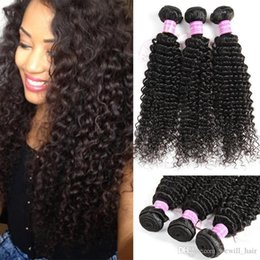 best curly bundle hair Canada - A Best Sale New Arrival B2B Wholesale Kinky Curly Hair Extensions Mongolian Curly Virgin Hair Bundle Deals Cheap Wet Wavy Hair Weaving