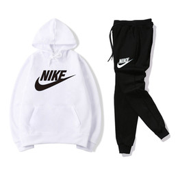 Wholesale casual jackets low for sale – winter 2019 hot sale emboitement men tracksuit face women tom casual sport suit jacket hoodie pants sweatshirt and pant suit hoodie and set sweater