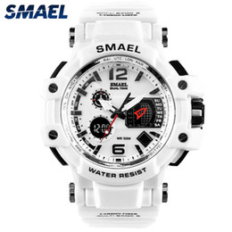 $enCountryForm.capitalKeyWord Australia - Smael Brand Men Sport Watches Led Digital Watch Men 50m Waterproof Casual Quartz Watch Male Clock Men Relogios Masculino Gift SH190730