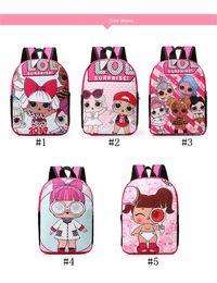 $enCountryForm.capitalKeyWord NZ - Kindergarden Cartoon Surprise Backpack Cute Girls Schoolbag Kids Student Book Bags Child Shoulder Bag Rucksack Storage Bags 3-6T B71803
