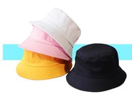 $enCountryForm.capitalKeyWord Australia - Unisex Summer Foldable Bucket Hat Women Outdoor Sunscreen Cotton Fishing Hunting Cap Men Basin Chapeau Sun Prevent Hats dc456