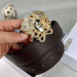 $enCountryForm.capitalKeyWord Australia - TOP Men belt womens high Quality Genuine Leather black and white color Designer Cowhide Belt For Mens Luxury Belt free shipping