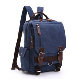 $enCountryForm.capitalKeyWord Australia - 1Designer Brand Backpack Canvas Denim Backpack Outdoor Large Capacity Backpack Multifunctional Storage Bag Waterproof Material