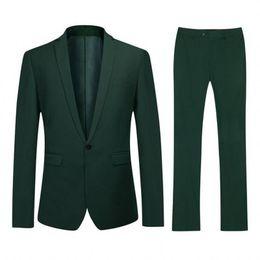 $enCountryForm.capitalKeyWord Australia - Classic style Green Groom Tuxedos Pesked Lapel Groomsman Suit Blazer For Wedding suit Custom Made Man Suits ( Jacket+Pants)