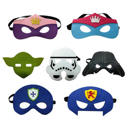 $enCountryForm.capitalKeyWord NZ - 200 styles superhero Mask for adults and children Felt Party masquerade masks party favors Halloween Christmas Birthday gifts