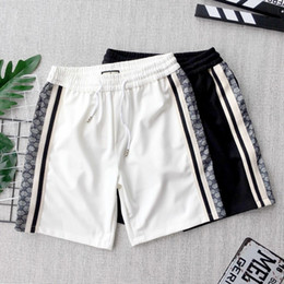 $enCountryForm.capitalKeyWord NZ - 19ss luxurious brand design GUCI Classic string logo fashion shorts five pants Men Women Breathable Fashion Streetwear Outdoor shorts