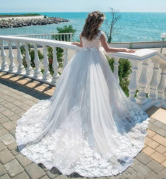$enCountryForm.capitalKeyWord NZ - Jewel Ball Gown A Line Sequins On Sell Beautiful Wedding Dresses Flower Girl Dresses Cute Pageant Dresses